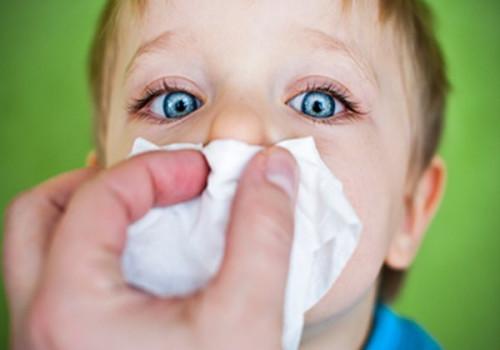 Objawy alergii u niemowlęcia