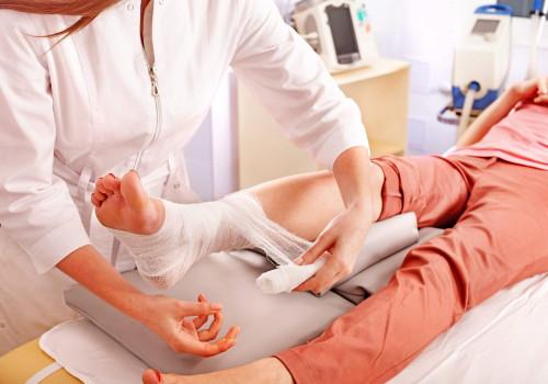 Gdzie szukać pomocy w przypadku trudno gojących się ran?
